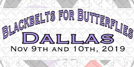 Blackbelts for Butterflies Dallas tickets