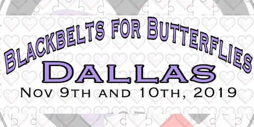Blackbelts for Butterflies Dallas