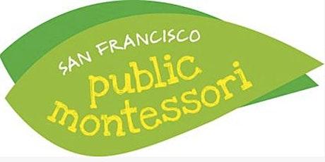 San Francisco Public Montessori Elementary School - Tour tickets