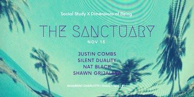 DOB and Social Study present The Sanctuary