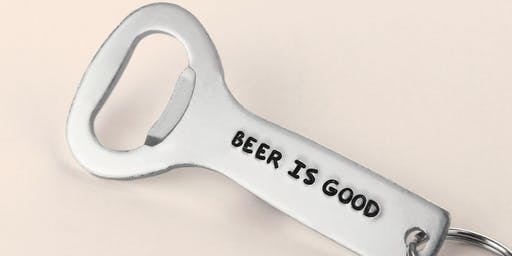 Art With a Heart--Bottle Opener