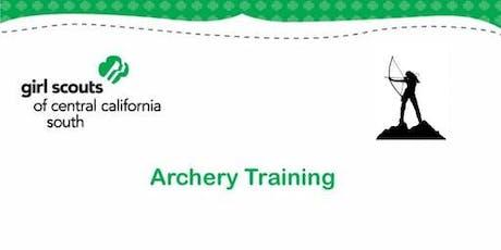 Archery Training- Fresno tickets