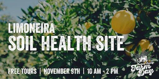Limoneira Soil Health Site