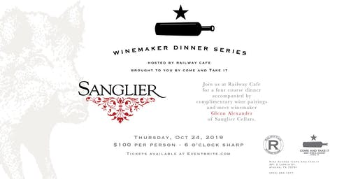 Winemaker Dinner Series - Presented By Come And Take It