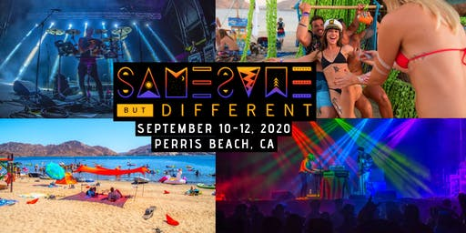 Same Same But Different Festival 2020