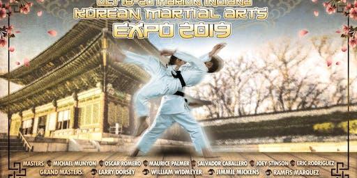 2019 Korean Martial arts Expo