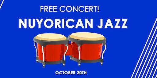 Nuyorican Jazz: Free Puerto Rican Concert (See Details)