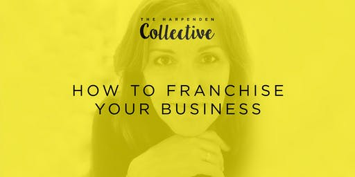 Ask The Expert: Angie Coates -  How to Franchise Your Business