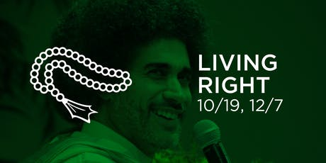 Living Right with Hisham Mahmoud tickets