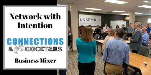 Connections & Cocktails Business Mixer October