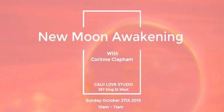 New Moon Awakening tickets