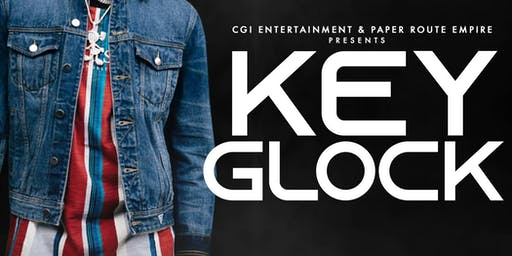 CGI Entertainment and Paper Route Empire Presents: KEY GLOCK