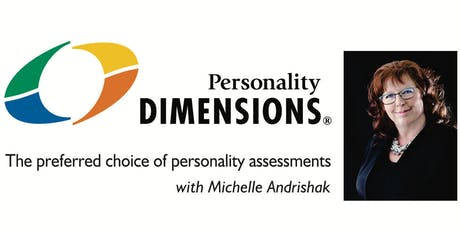 Personality Dimensions through Colors Workshop tickets