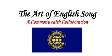 The Art of English Song: A Commonwealth Collaboration tickets