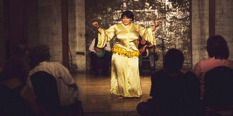 Moroccan Chaabi: African meets Arabic Movement tickets