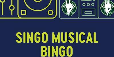 Singo Musical Bingo at Goat Patch!