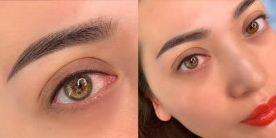 Free Microblading Intro Course (Handcraft+Machine) with Live Demonstration