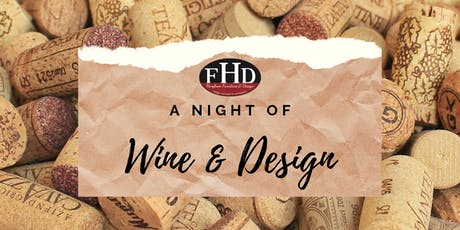 Wine & Design Night tickets