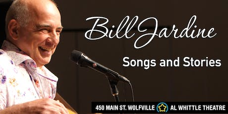 "An evening with		Bill Jardine			""Songs and Stories"" tickets"