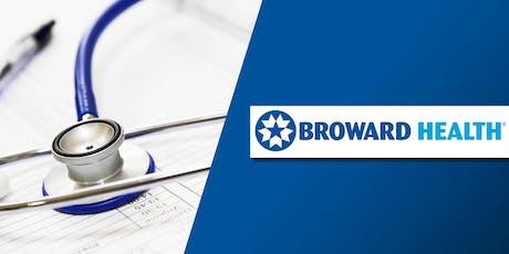 Broward Health Supplier Diversity Business & Health EXPO tickets