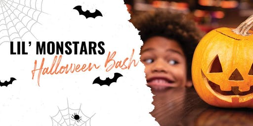Lil' Monstars Halloween Bash