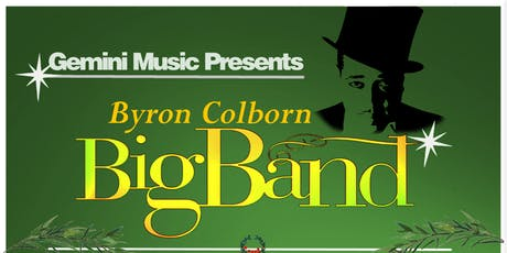 Byron Colborn Big Band - Christmas Concert tickets