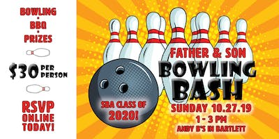 2020 SBA Father & Son Bowling Bash for Seniors