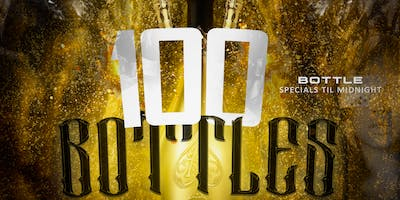 100 BOTTLES: TSU Homecoming Kickoff