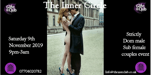 The Inner Circle- 9th November 2019