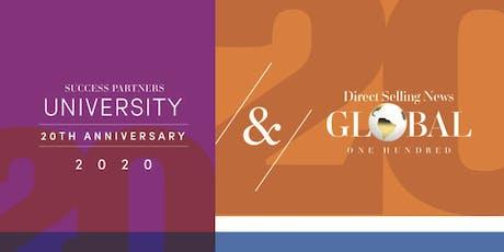 SUCCESS Partners University & Direct Selling News Global 100 Celebration tickets