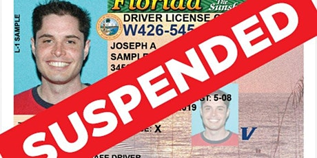 Okaloosa County Driver's License Clinic, moved to August 28, 2020 tickets