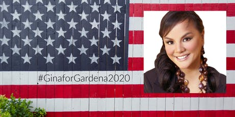 Gina Lopez Alexander for Gardena City Council  2020 tickets
