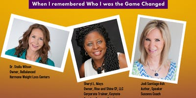 """The Game Changer Series-""""Day of Discovery"""""""