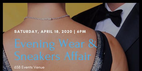 An Evening Wear & Sneakers Affair tickets