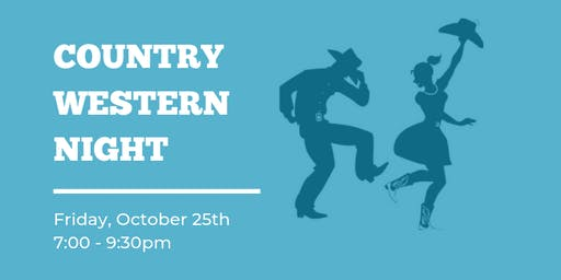Global Country Western Night!