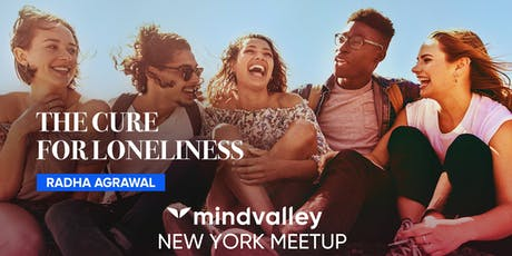 Mindvalley Meetup: The Cure for Loneliness tickets