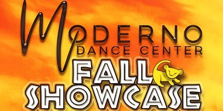Moderno Dance Center Fall Showcase tickets