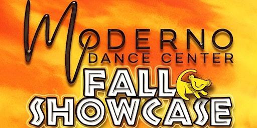 Moderno Dance Center Fall Showcase