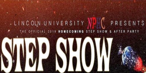 Homecoming 2019: Stepshow