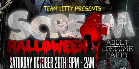 SCREAM 4 HALLOWEEN tickets