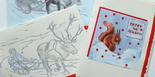 Holiday Card-Making