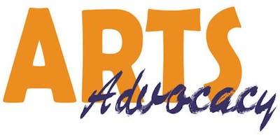 Arts Advocacy Reception