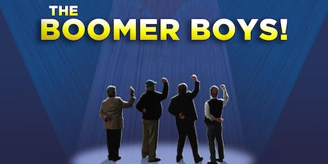 The Boomer Boys tickets