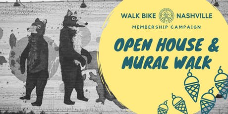 Membership Campaign: Mural Tour tickets
