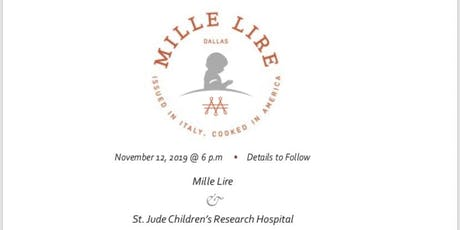 An Italian Feast, benefiting St. Jude's Children Research Hospital tickets