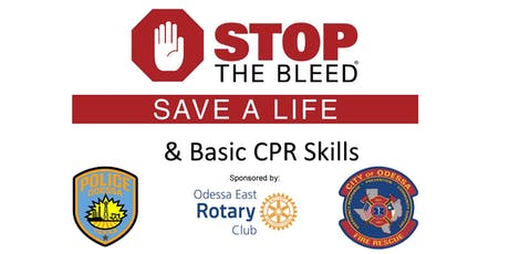 Stop the Bleed Class at OPD Classroom tickets