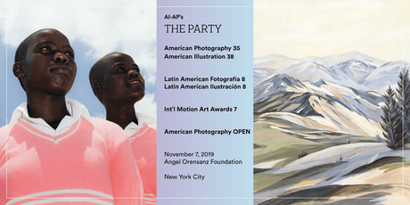 AI-AP's The Party 2019 tickets