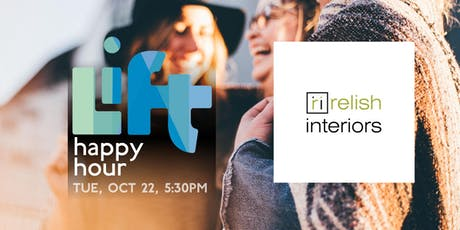 Entrepreneur Happy Hour at Relish Interiors in Campbell River tickets