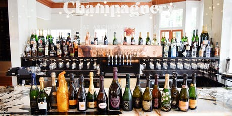 Champagne 101 Class tickets
