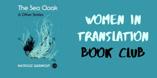 Women in Translation Book Club: The Sea Cloak